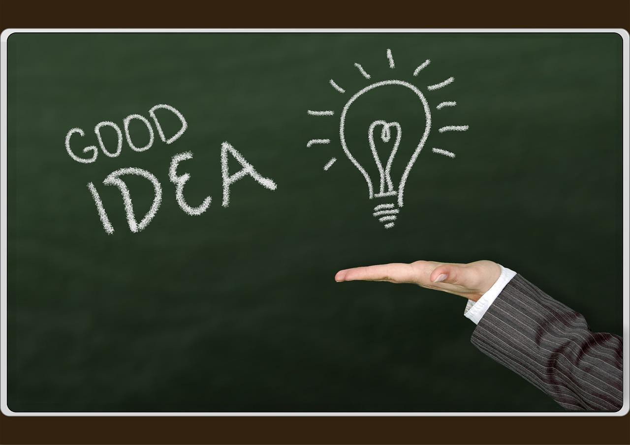 Ideas, ideation