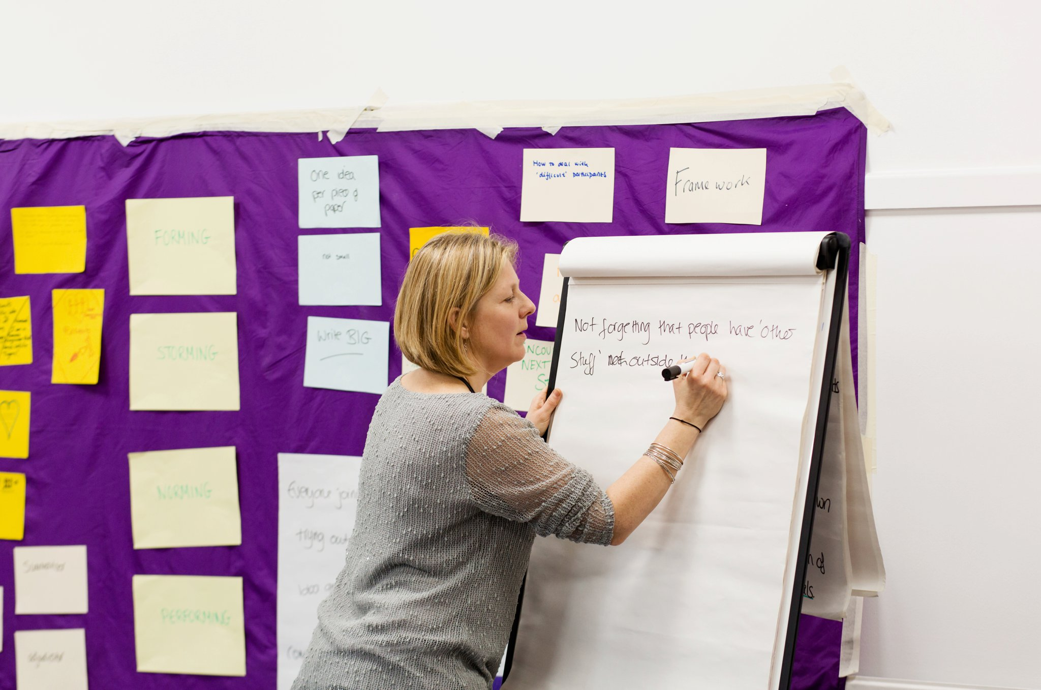 Much Maligned and Misunderstood – the Humble Flipchart