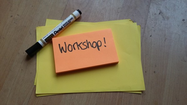 Why should you hold a workshop?