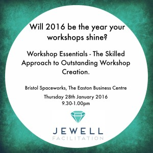 Workshop Essentials for blog
