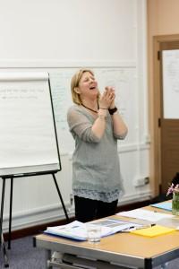 Workshop Laughter