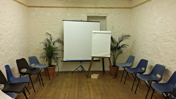 What do you consider when choosing a workshop venue?